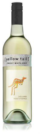 Yellow Tail Sweet White Roo